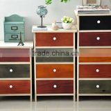 1 - garden of solid wood furniture factory direct bedside locker - - - - the living room bedroom cabinets cabinets
