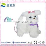 Walking White Vivid Puppy Electronic Plush doll Toy for kids                                                                         Quality Choice