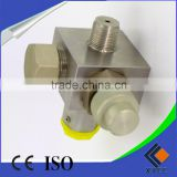china manufacture ISO9001,CE SF6 gas charging valve in competitive price
