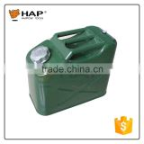 Good Quality Galvanized Sheet Oil Tank 10L Oil Jerry Can                                                                         Quality Choice