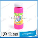 art paper adhesive label stickers for soap bubble bottle