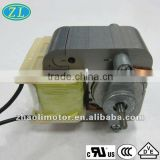 220V fan motor high rpm electric motor YJ62-30 for condenser fan, air cooler, nebulizer, ventilator fan, vacuum pump