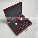 Portable Wooden Custom Golf Ball Box