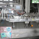 2015 Top Sale Facial Mask Packing Machinery Automatic Intergrated Process Face Mask Filling