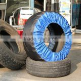 Oxford 190T polyester car accessories,fabric tire cover,tire bags for wholesales