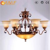 antique chandeliers,Antique glass chandelier from china wholesale