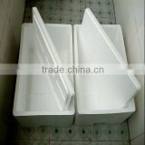 styrofoam fish box package for sale