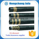 rubber cap pipe oil resistant and anti-aging brand names hydraulic hose