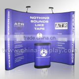 Wholesale portable exhibition stand, folding trade show display stand