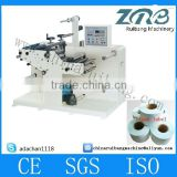 FQ-320Y Circle Blade Slitting Machine with die cutting part