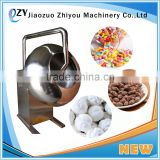 zhiyou new Automatic Chocolate bean sugar film coating machine for sale(millie@jzzhiyou.com)