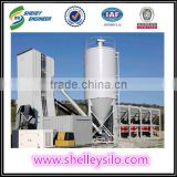 Steel wheat flour storage grain silos
