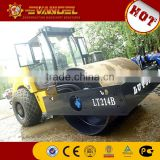 compactor roller,LT214B Single drum dual amplitude vibratory roller for sale,second hand road roller