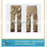 fashion cargo pant with multiple pockets