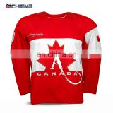 Custom sublimation team ice hockey jerseys made in Achieve