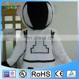 Sunway Space Suit Astronaut Costumes for Adults Fur Costume Spaceman Costumes