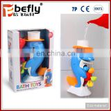 Frist year baby dolphin bathtime fun bath toys