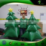 Inflatable Christmas Tree Party Decoration Home Inflatable customized Balloons Hongyi Inflatables