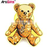 Cheap wholesale 3d novelty gifts metal pin art sculpture game