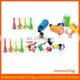 plastic football promotion vuvuzela