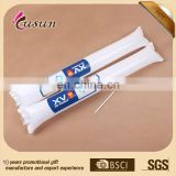 eco printed advertisement custom inflatable cheering sticks wholesales manufacturer