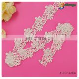Hot sale fashion cotton lace manufacturer