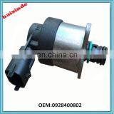 Latest Products In The World OEM 0928400802 0928400607 Fuel Metering Solenoid Control Valve for FORDs Cars
