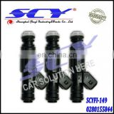FOR 02-06 F.ord Bosch Injectors Flow Matched 0280155844 WR2A-AA
