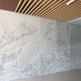 Art punching Aluminum Veneer for wall/Pattern Perforated aluminumm sheet for ceiling/Perforated Metal Ceiling