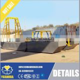 100 - 300 cub/h underwater dredging machine for river cleaning and construction Image