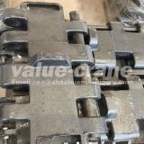 casting RUSTON-BUCYRUS RB40 track pad crawler crane track plate undercarriage parts track shoe