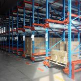 Automated Pallet Racking System  Programmable Deep Retrieval System  Pallet Racking System