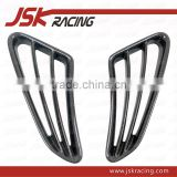 JSK STYLE CARBON FIBER REAR SIDE AIR SCOOP SIDE VENT (2 PCS) FOR 2005-2012 PORSCHE CAYMAN 987