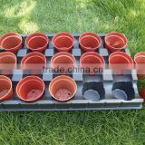Garden plastic seed propagation tray for greenhouse--RGR1073