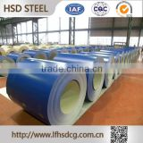 Hot rolled galvalume prepainted steel coil