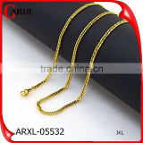 jewelry manufacturer china dubai new gold chain design gold necklace                                                                                                         Supplier's Choice