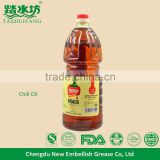 Glass Bottle,Plastic Bottle,Bulk,Can (Tinned) Packaging and Cooking Use chili oil