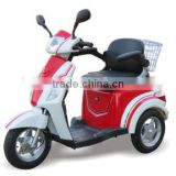 Electro-tricycle /three wheels electric scooter /Moped for elder