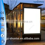 Business center LED light advertising scroller billboard                                                                         Quality Choice
