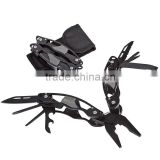 Hand tool Stainless Steel Multi Purpose Pliers Pocket Multi-tool With black oxide finish