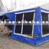 Hard Floor Camper Trailer Tent model RC-TQ01