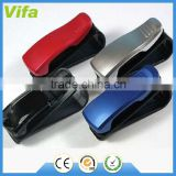 Auto Car Vehicle Accessory Sun Visor Sunglasses Eyeglasses Card Pen Holder Clip