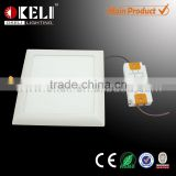 No flicker led panel factory price led panel light /dimmable square led panel light/Dimming 18w panel light led panel light