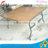 outdoor modern wood banquet wedding tables wholesale folding table                                                                         Quality Choice