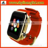 Hot selling gps waterproof electrical wrist watch phone android mobile phone tracking devices