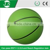 Cheap designer plastic inflate bouncing ball