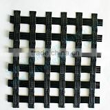 warp knitting fiberglass geogrid used for reinforcement of road surface