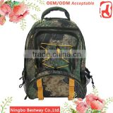 Customized military backpack bag, fashion canvas backpack, child school bags school