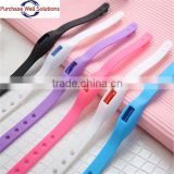 Eco-friendly anti mosquito insect repellent bracelet silicone,insect repellent for adult&baby