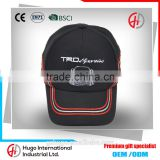 Hot Sale Embroidery High Quality Durable Outdoor Sport Curve Custom Cotten-dacron textile Baseball Winter Cap